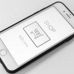 スマートフォン、ネットショッピング